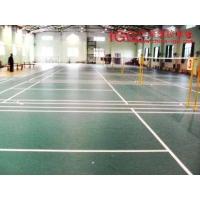 羽毛球PVC塑胶运动地板