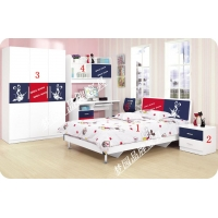 儿童套房家具/儿童床/梦园品牌家具