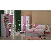 儿童房家具套装/套房家具/青少年床/青少年书桌
