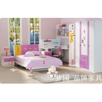 儿童套装家具/儿童床/儿童电脑桌/儿童椅子/儿童衣柜