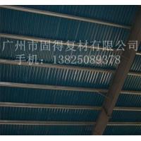 耐酸新型frp板材 精炼厂房防腐瓦