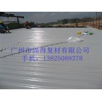 铝材厂车间屋面用防腐瓦 冶炼车间屋面防腐蚀瓦