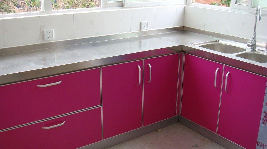 厨房不锈钢台面价格_不锈钢台面 - 亿傢鸽 - 九正建材网