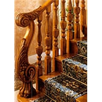 欧梅雅楼梯-栏杆、立柱 2