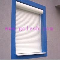 电动防盗窗阳台卷帘窗遥控防盗窗环保卷帘窗工厂直销