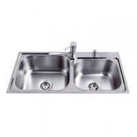 箭牌洁具-卫浴产品-龙头-不锈钢槽盆