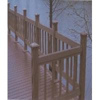 大连木塑护栏|普兰店木塑护栏|瓦房店木塑护栏