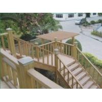 生态木台阶