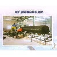 【众立】烟台排水管件 PE虹吸排水管件 HDPE双壁波纹管