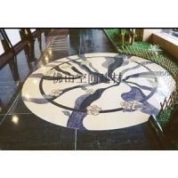 佛山空间建材陶瓷艺术拼花瓷砖拼图拼花地砖