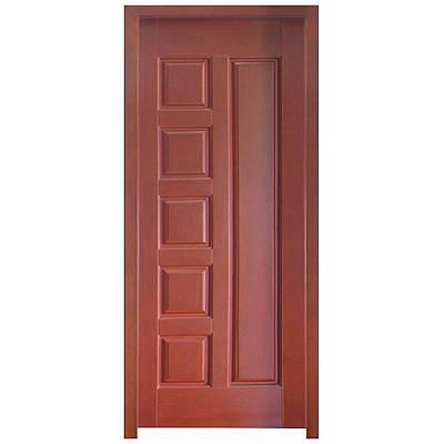 成都千汇木门-纯实木套装门-欧式门系列 qh-59