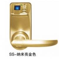 智能小区专用门锁DIY-3398(指纹+密码+单锁舌)