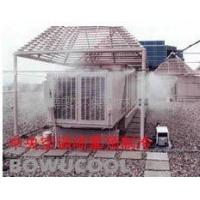 中央空调机组专用喷雾降温加湿预冷却省电系统