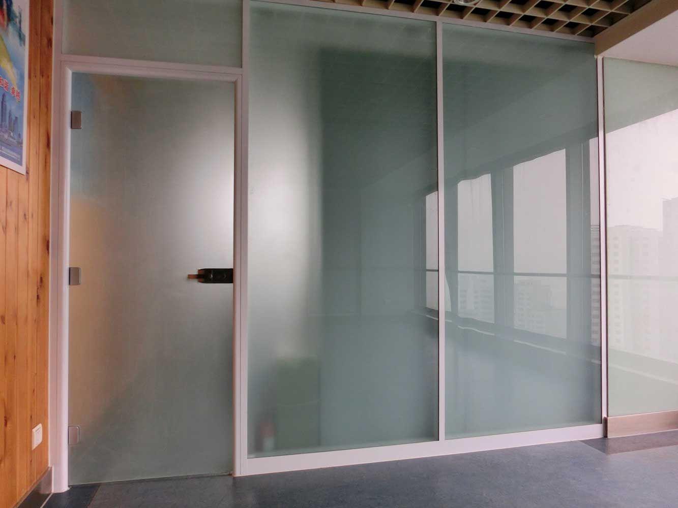 磨砂 磨砂玻璃隔断
