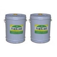 油性料 聚氨酯堵漏胶 PU灌浆止漏胶