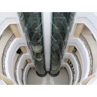 观光电梯设计施工钢结构电梯井道观光电梯玻璃罩