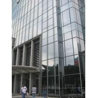 幕墙设计施工高空玻璃幕墙玻璃更换