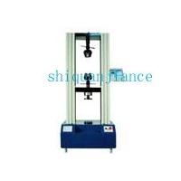 聚乙烯管材、聚氯乙烯管材拉伸强度、拉断伸长率试验机