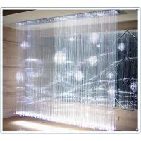 杭州光纤照明装饰工程--光纤水帘
