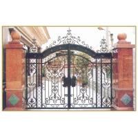武汉铁艺门|铁艺门|武汉铁艺大门|庭院门