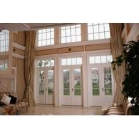163美式铝木复合窗