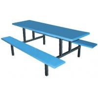 华业供应汕头餐桌椅餐台椅玻璃钢餐椅
