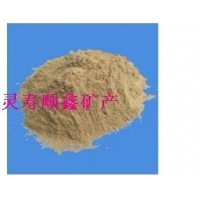 灵寿县顺鑫矿产供应橡胶用的膨润土陶瓷用的陶土粉