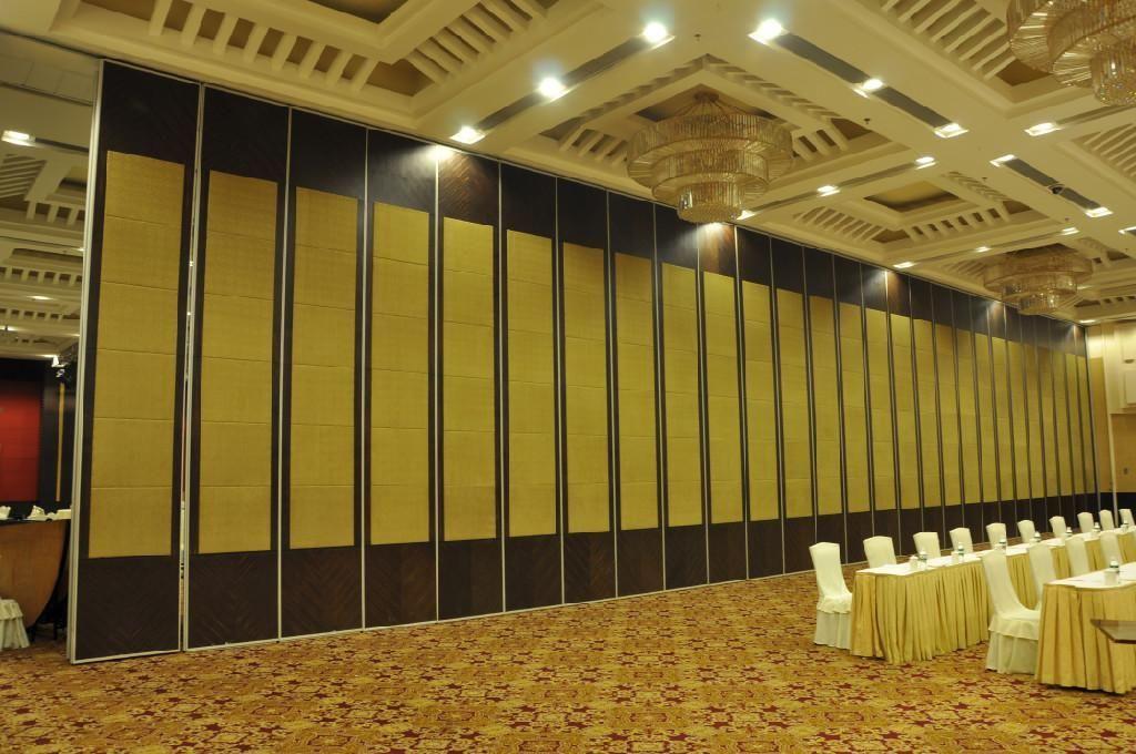 上海酒店活动隔断,酒店隔断安装