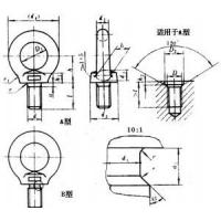 GB/T 825 吊环螺钉