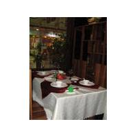 十月枫丹普罗旺斯餐桌