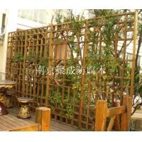 盐城防腐木栅栏-南京聚成防腐木-15