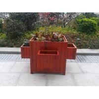 南京聚成防腐木-花盆