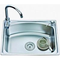 供应5843不锈钢厨房水槽(星盆、洗菜盆)