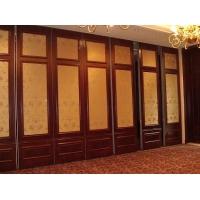 酒店会议中心内移动折叠隔断门