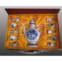 精美陶瓷酒具,厂家批发陶瓷酒具