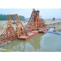 青州凯翔专业生产各种型号挖沙船