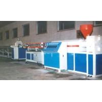 预应力塑料波纹管设备青岛宏昌塑料机械厂供应预应力塑料波纹管设