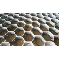 碳鋼龜甲網/耐高溫鍋爐內襯龜甲網