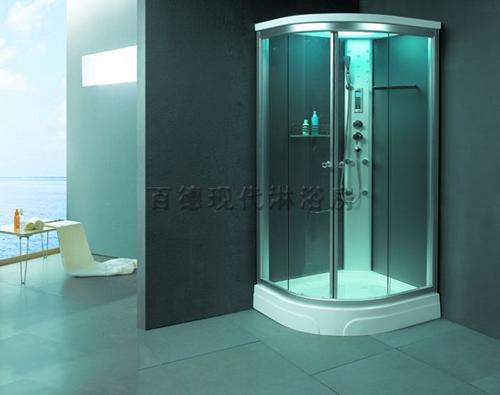 成都百德现代卫浴整体房B005