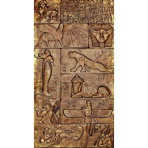 埃及浮雕2 - 九正建材网(中国建材第一网)