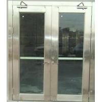 不锈钢平板防火门、不锈钢玻璃防火门、不锈钢门等