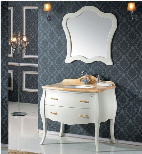 成都标图卫浴--标图橡木浴室柜