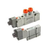 SMC电磁阀SY3120-5LZD-M5