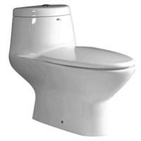节水型连体座厕