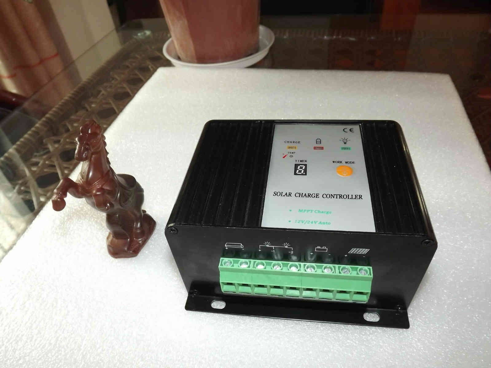 mppt太阳能控制器产品图片