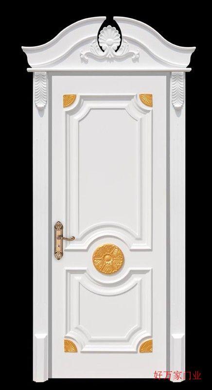 佛山实木门,复合实木烤漆门,顶瑞好品牌,好万家门业