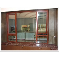 断桥铝合金窗-KTZ14