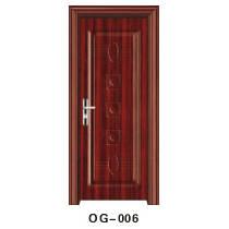 欧雅轩钢质门