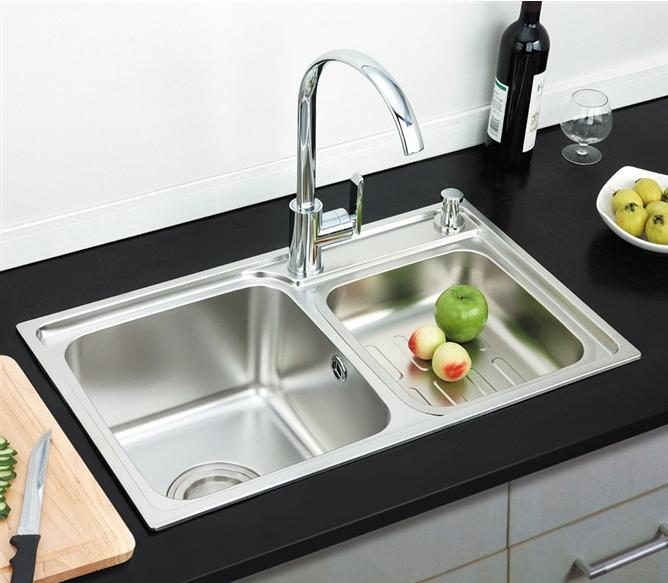 成都贵族卫浴--贵族厨房不锈钢水槽