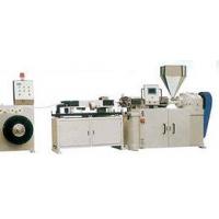 PVC、PE单壁波纹管生产线